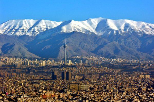 Tours por la arquitectura de Irán