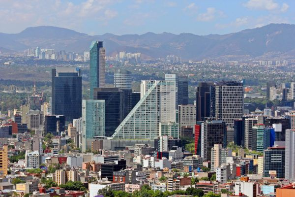 Tours por la arquitectura mexicana