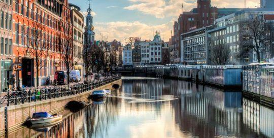 Tour por Amsterdam