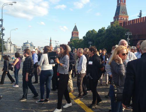 CONFERENCIA INTERNACIONAL AIA COD 2017 (RUSIA)