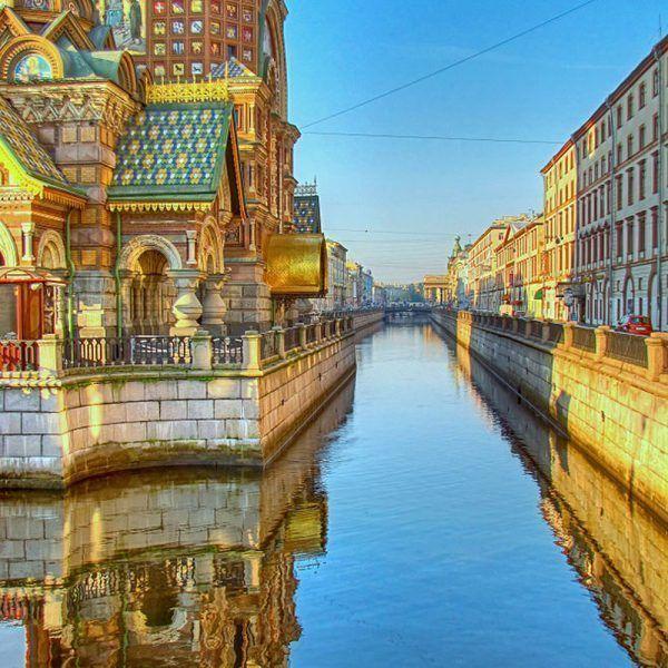 Tours en San Petersburgo