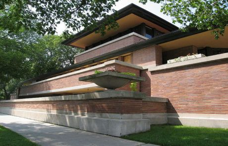 Chicago Frank Lloyd Wright Oak Park