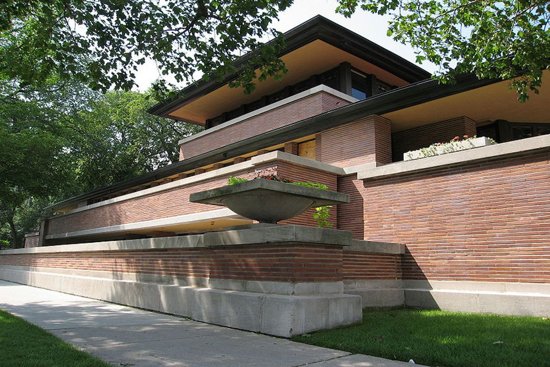 Chicago Frank Lloyd Wright Oak Park