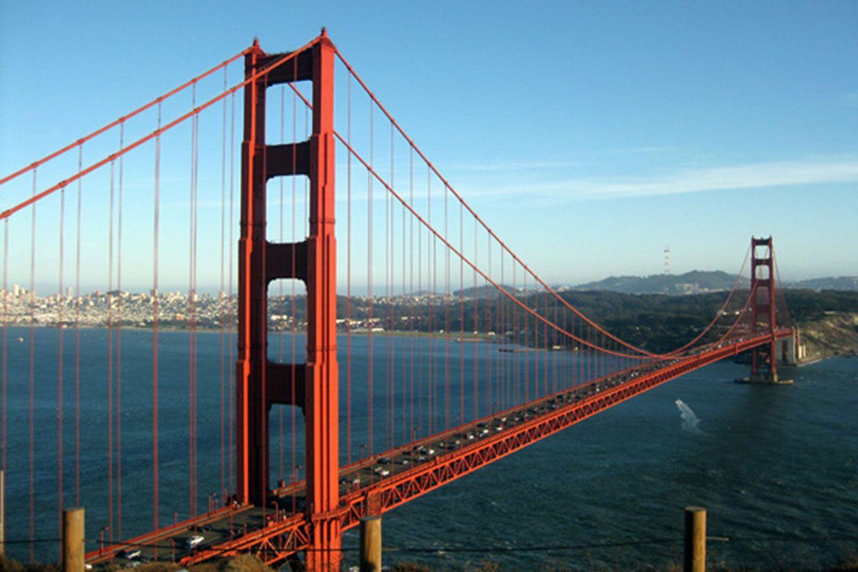 San Francisco Golden Gate Bridge Amp Palacio De Bellas Artes