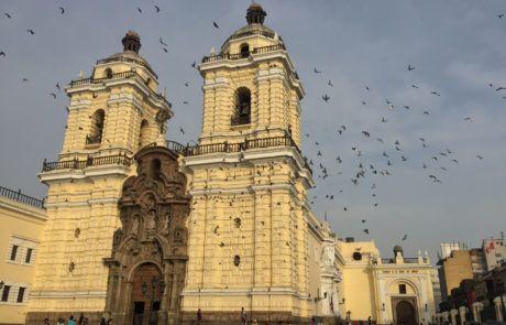 Lima centro histórico