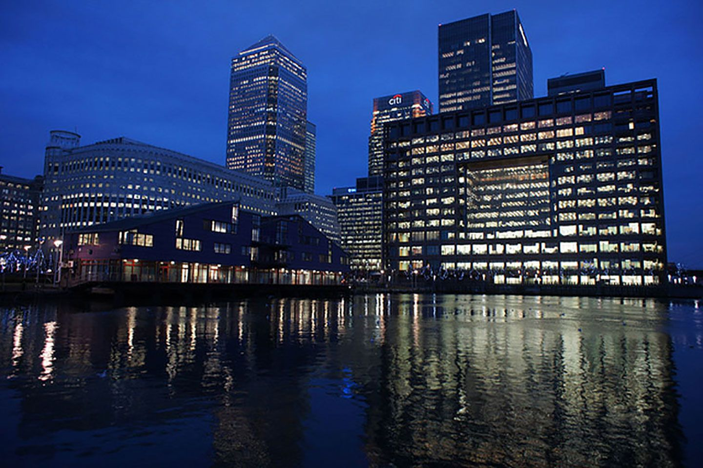 londres docklands