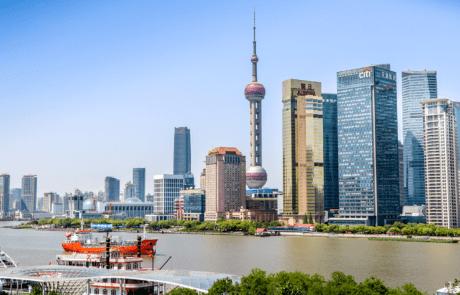 shanghai tradicion y modernidad
