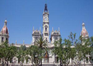 Valencia centro de la ciudad