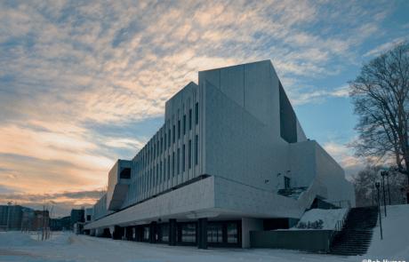 Helsinki Alvar Aalto