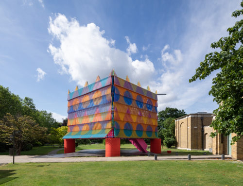 THE COLOUR PALACE PAVILION EN LONDRES