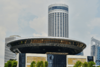 Singapur Arquitectura Urbana