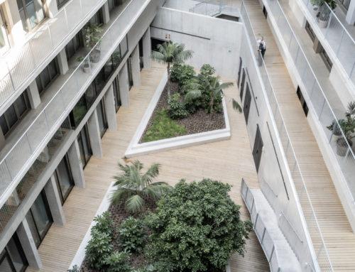 RESIDENCIA DE ESTUDIANTES EN SANT ADRIÀ DEL BESÒS