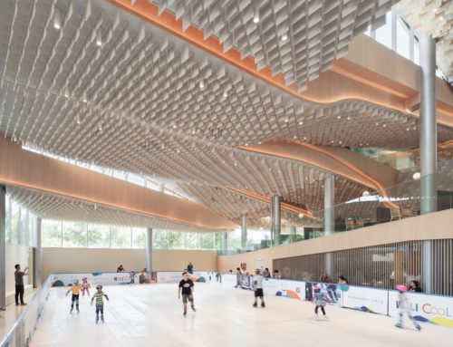CENTRO CULTURAL WULIEPOCH POR ATELIER ALTER ARCHITECTS