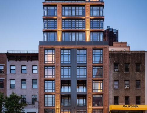 EDIFICIO RESIDENCIAL d'ORSAY EN NUEVA YORK