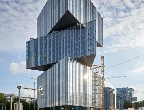 NHOW AMSTERDAM RAI HOTEL DE OMA