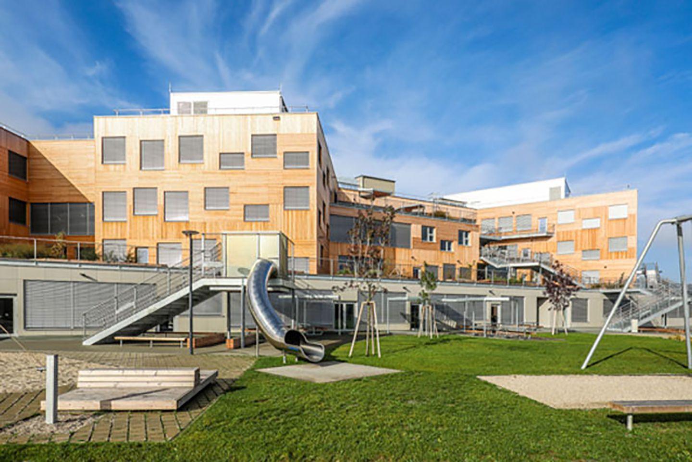 Viena Edificios Escolares