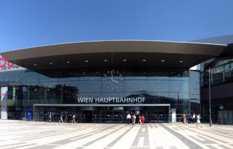 Viena Hauptbahnhof