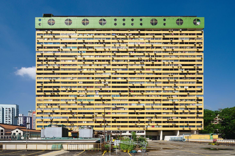 Arquitectura Brutalista Singapur
