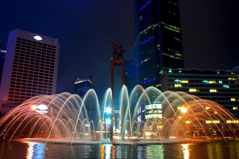 Yakarta Centro Ciudad